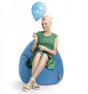 Sitting Point BeanBag Easy XL - Blauw