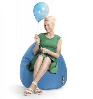 Sitting Point BeanBag Easy XL - Blauw