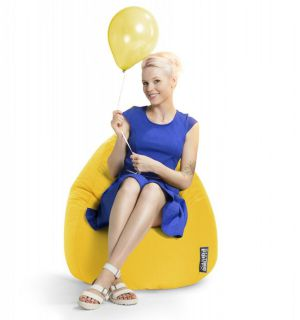 Sitting Point BeanBag Easy XL - Geel