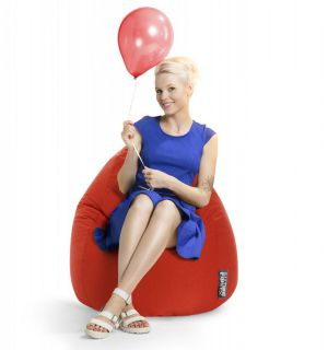 Sitting Point BeanBag Easy XL - Tomaat