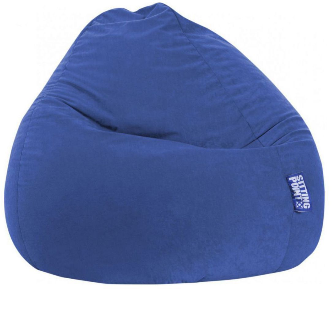 Sitting Point BeanBag Easy XXL - Donkerblauw