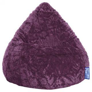 Sitting Point BeanBag Fluffy XL - Aubergine