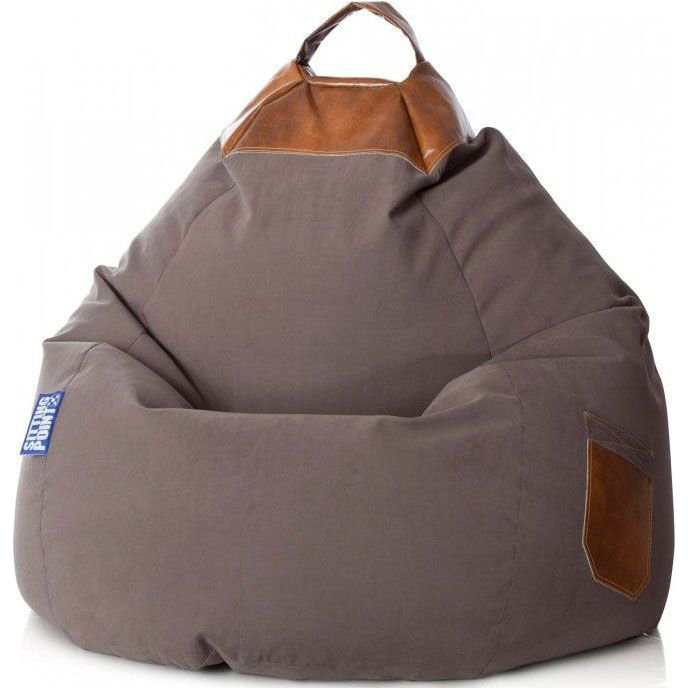 sitting point beanbag jamie xxl bruin