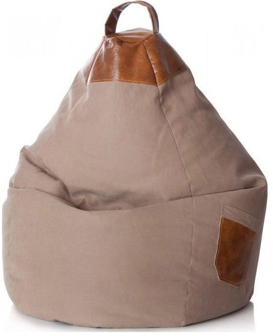 Sitting Point Beanbag Jamie XXL - Zand