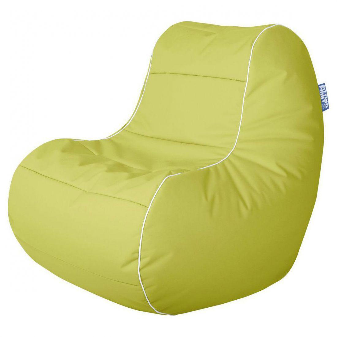 sitting point chillybean scuba groengeel