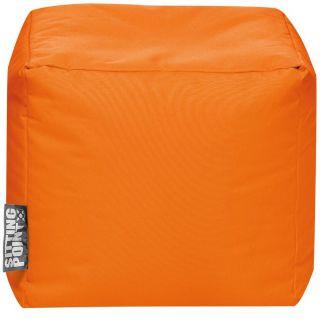 Sitting Point Cube Scuba - Orange