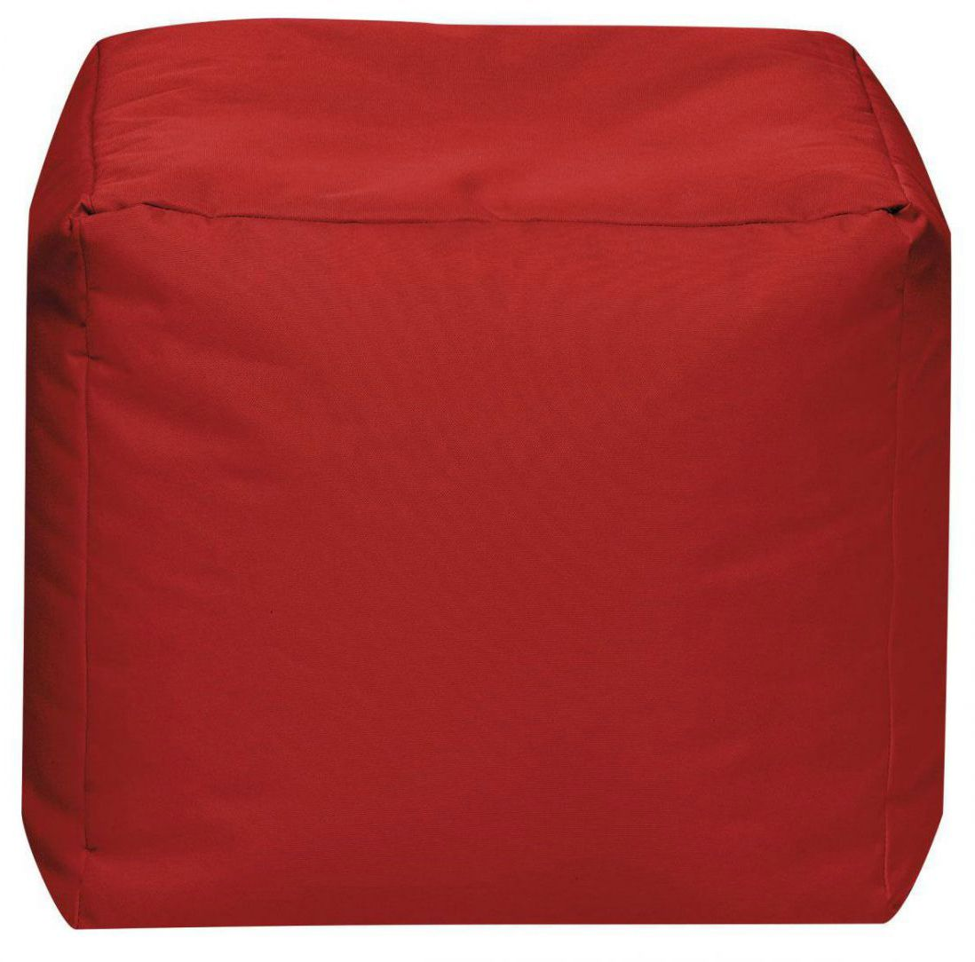 Sitting Point Cube SCUBA - Rood
