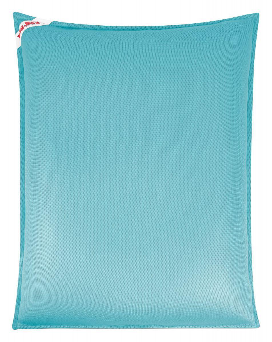 sitting point drijvende zitzak mesh blue