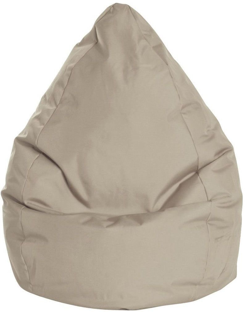 sitting point kinder zitzak beanbag brava l kaki