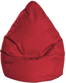 Sitting Point Kinder Zitzak BeanBag BRAVA L - Rood