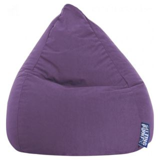 Sitting Point Kinder Zitzak BeanBag Easy L - Lila