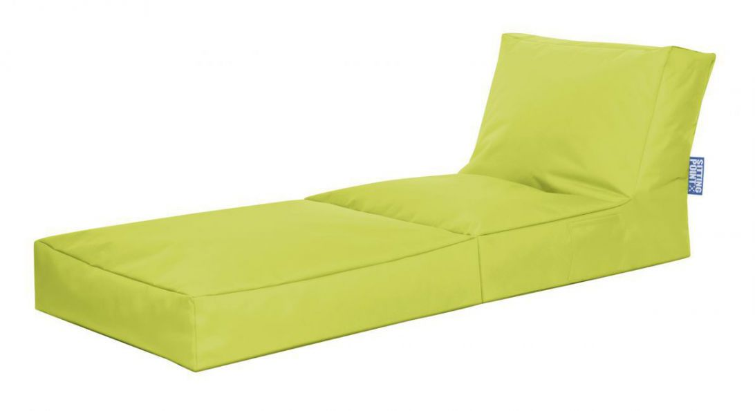 sitting point ligbed twist scuba groen