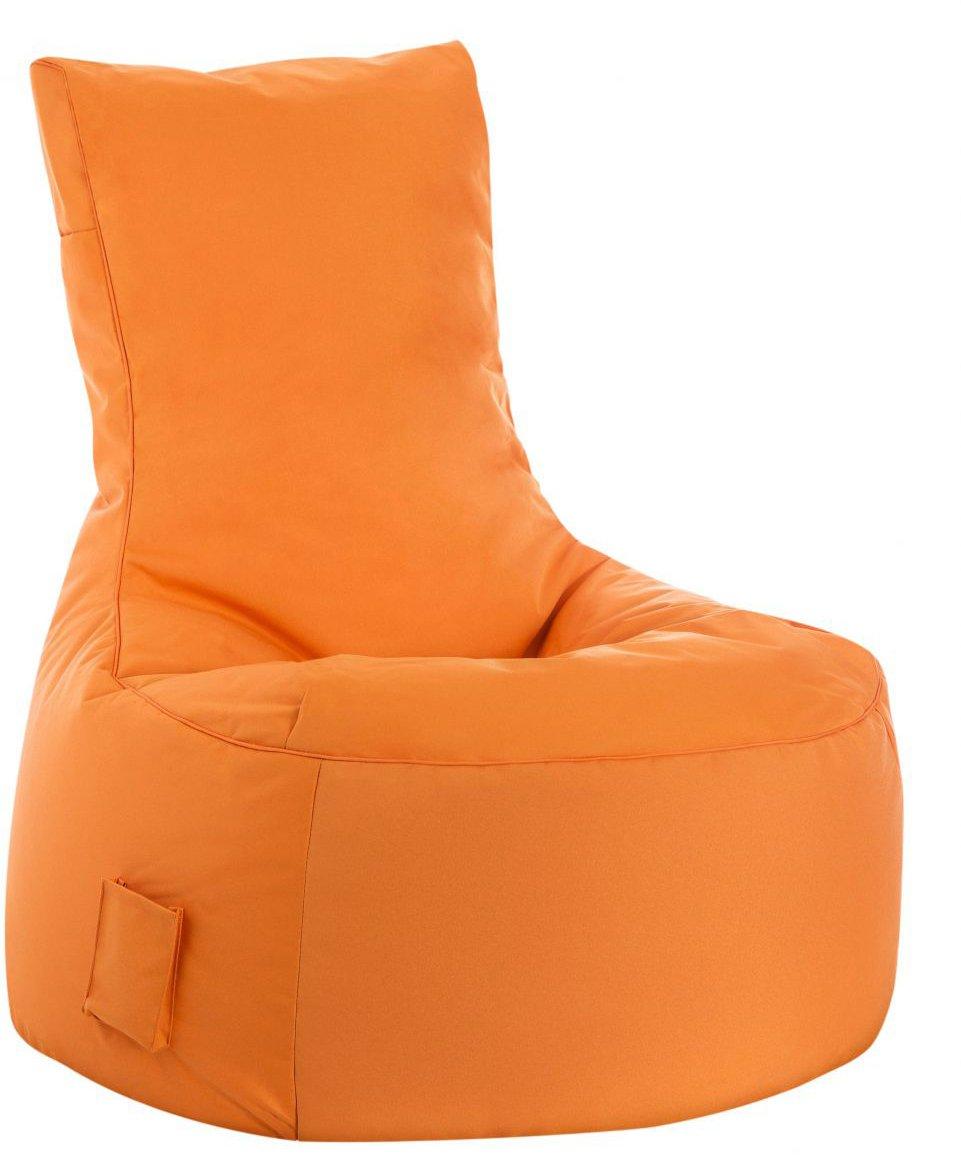 sitting point swing scuba oranje