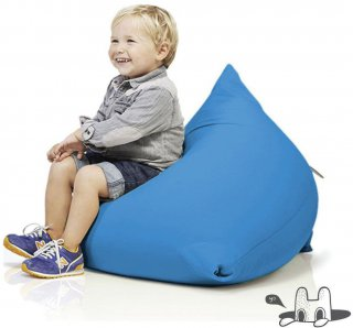Terapy Sydney Kinder Zitzak - Turquoise