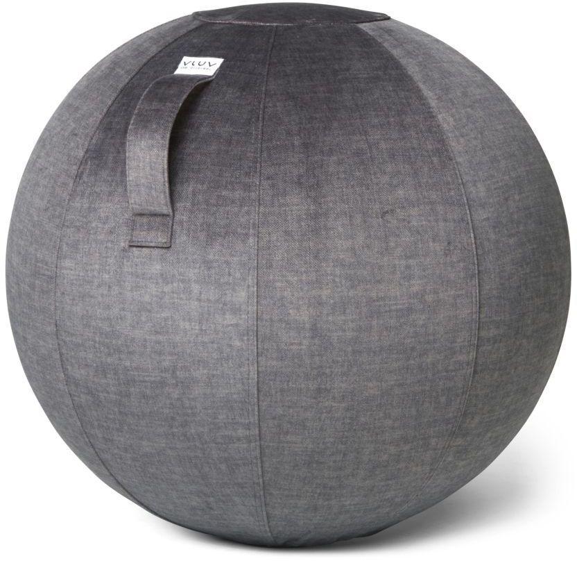 vluv varm zitbal anthracite 75 cm