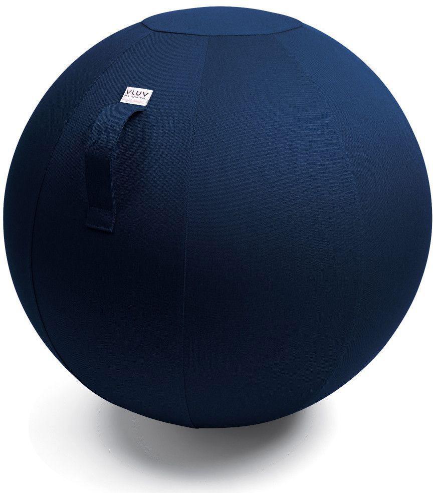 vluv leiv zitbal royal blue 75 cm