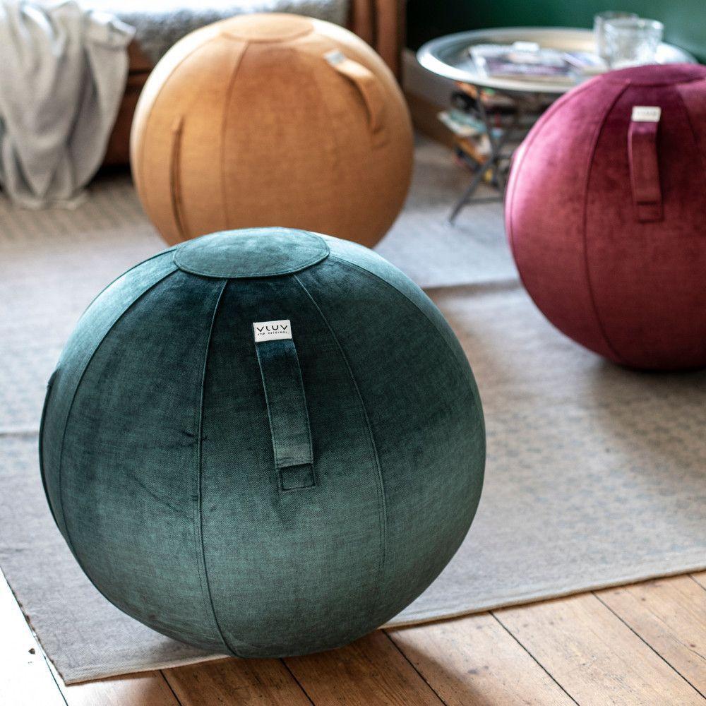 vluv varm zitbal pumpkin 75 cm