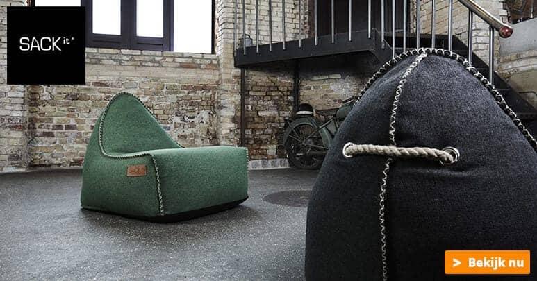 Zitzak online shop de voordeligste in design zitzakken for Poltrone design outlet online